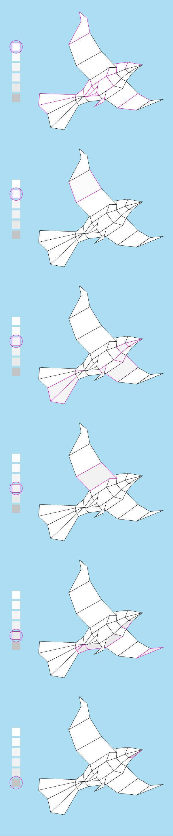 Paper-Bird-12coloraplication