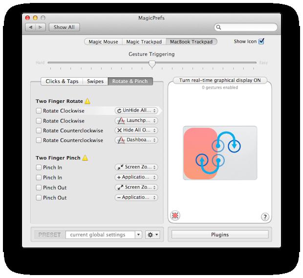 Adding some rotation and pitch customization.