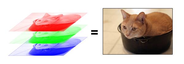 RGB Color Channels