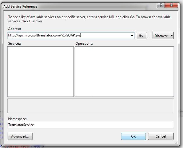 TranslatorService