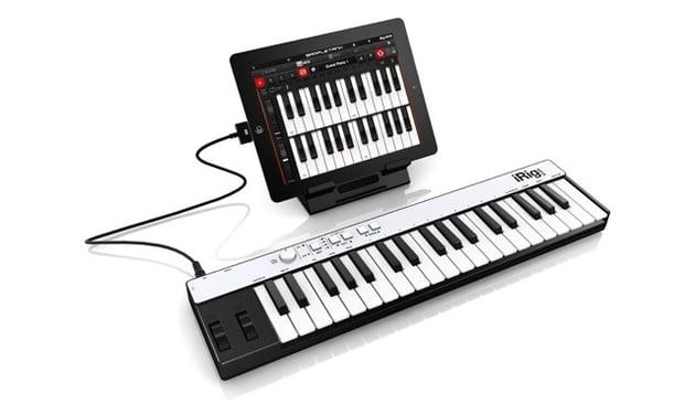 iRig Keys_iPad_ST