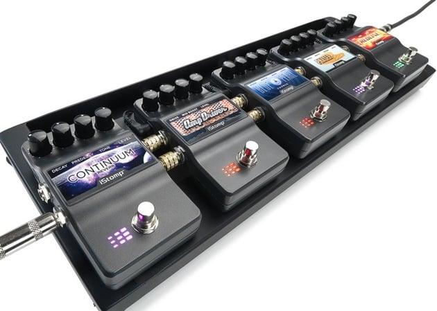 istomp_pedalboard