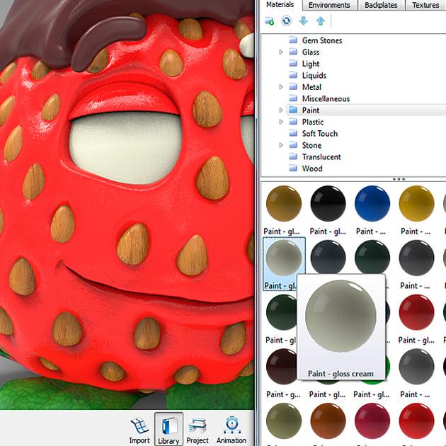 chocolate_dipped_strawberry_keyshot_rendering_step_8b