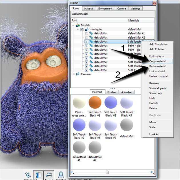 fibermesh_tutorial_keyshot_rendering_step_3