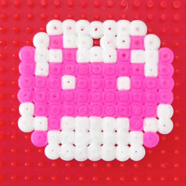 How to make Space Invaders Christmas Ornaments