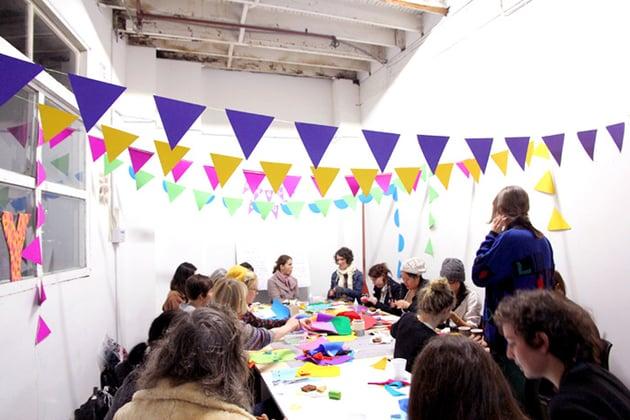 Kitiya Palaskas workshop.