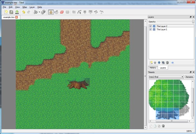Introduction to Tiled Map Editor