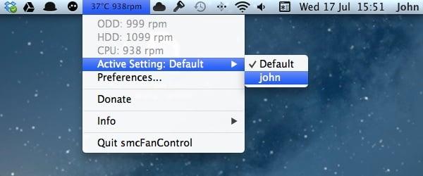 SMC Fan Control