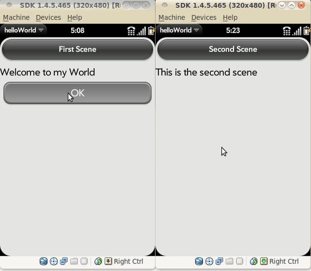 webOS SDK Tutorial