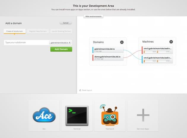 The Dev Dashboard