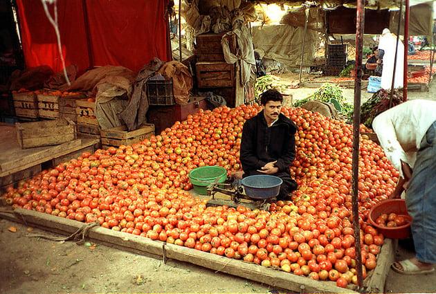 market photography