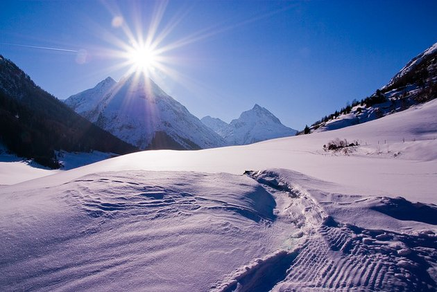winter snow photography examples