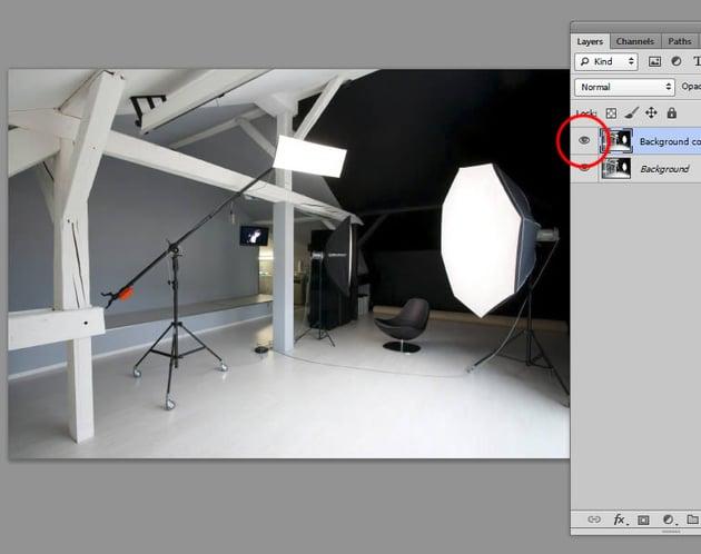 Open Photo_Studio file