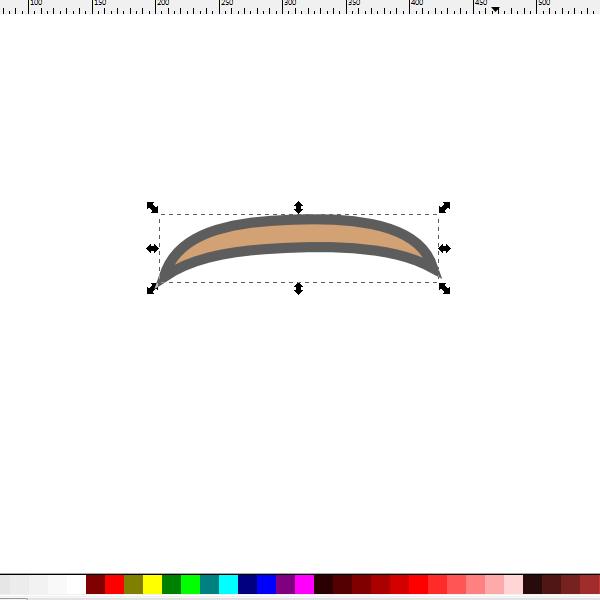 the highlight shape
