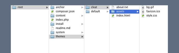 folder-structure