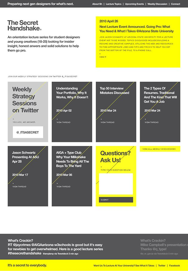 Getting closer to launch; yellow and black already set in stone