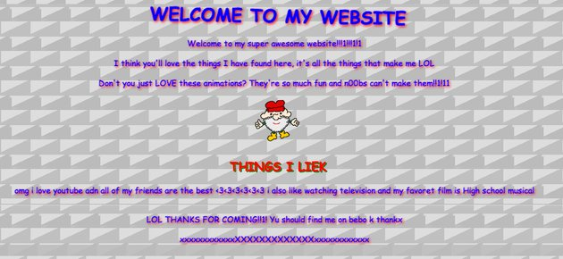 Wow CSS3 gone bad