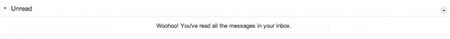 Gmail inbox zero