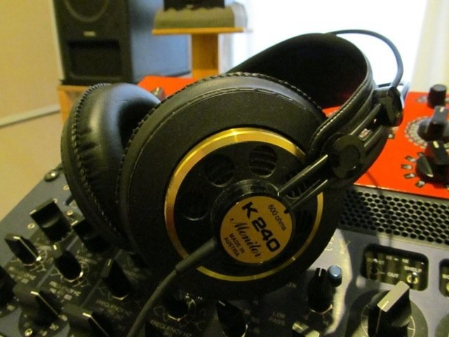 Open Back Headphones web
