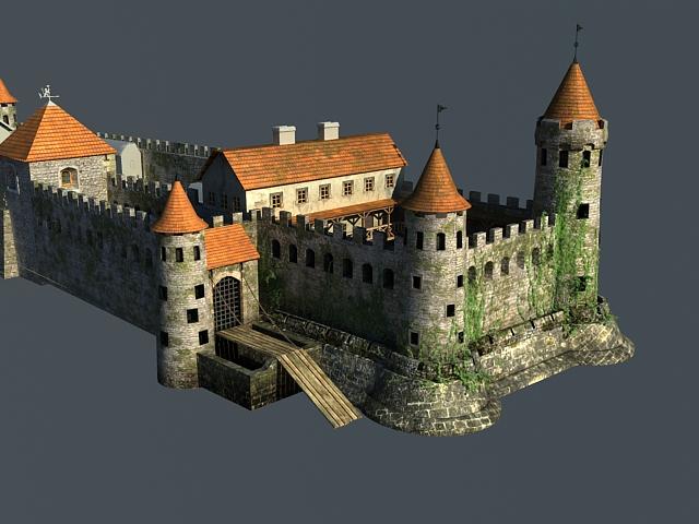 Cgtuts+ Castle artist Render critique