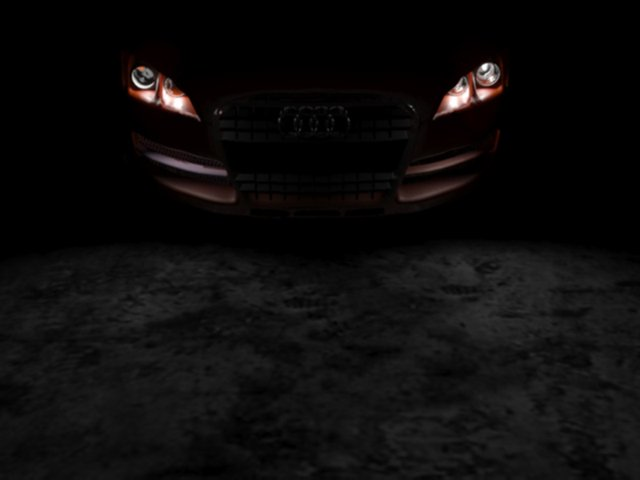 Cgtuts+ Mercedes-Benz SLS AMG artist Render critique