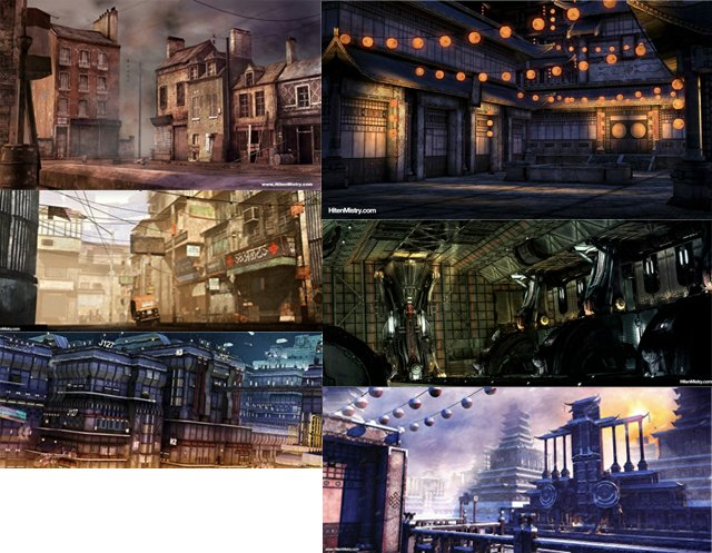 Making of tutorial Brooklyn City Hiten Misty Ubisoft Toronto