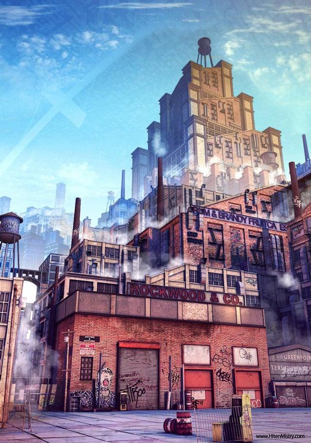 Hiten Mistry Ubisoft Toronto Making Of Brooklyn City