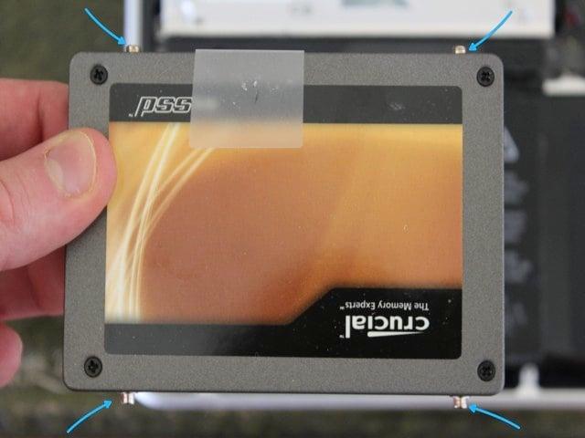 An SSD it its glory