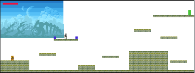 sample level design