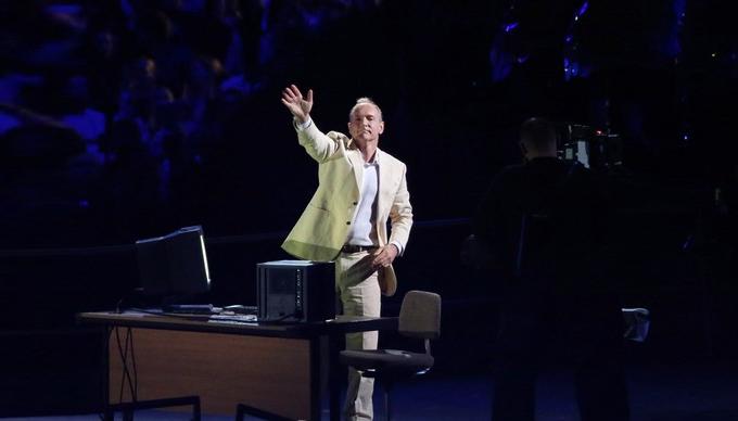 Tim Berners Lee olympics