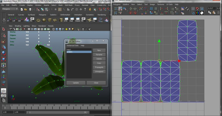 Maya To UDK Workflow: Importing Static Meshes from Maya to UDK