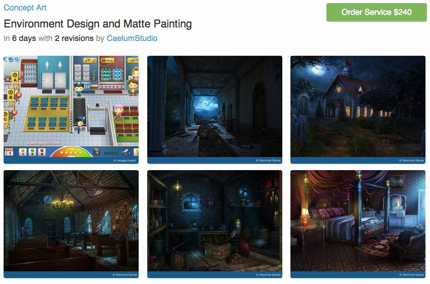 New From Envato: Microlancer - The Best Place for Gamedevs to Get Design Work Done