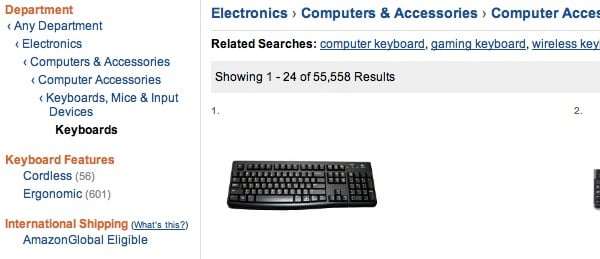 Theres literally thousands of keyboards that will work with your Mac