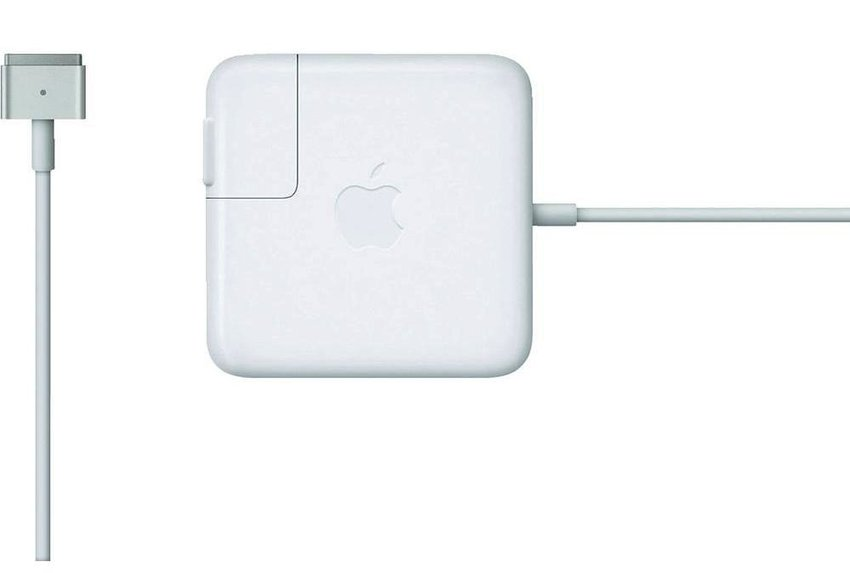 Apples power adapters currently all use the newer MagSafe 2 connector