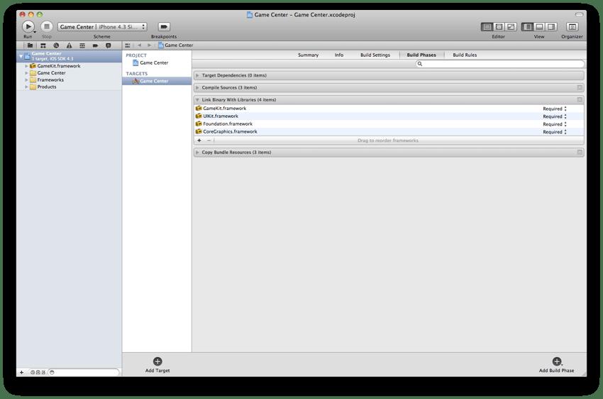 GameKit.framework