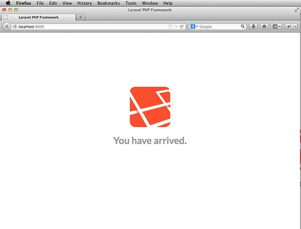 laravel-auth-home-page