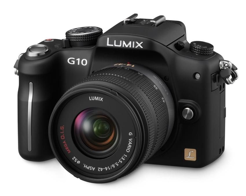 Panasonic Lumix G10 Review