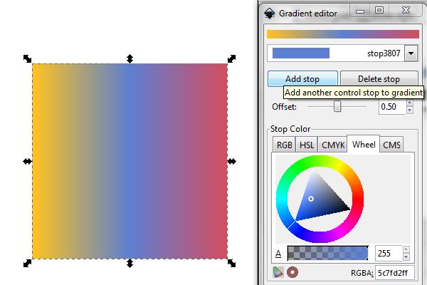 add gradient stops