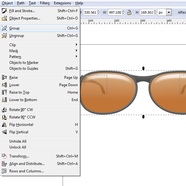 group sunglasses