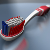 Preview for Model & Render a Realistic Toothbrush in Maya