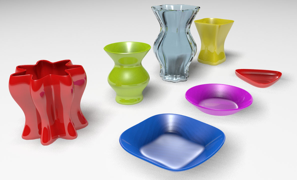Creating vases pots and crockery in 3d studio max with the vase tutorial reviewsmspy