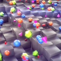 Preview for Cinema 4D: Creating an Abstract Animation With Effectors and Dynamics