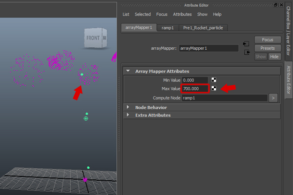 Creating Fireworks With Particles in Maya