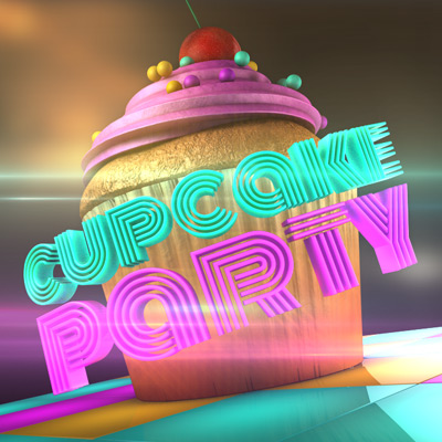 Preview for Creating a Disco Party Animation with C4D and After Effects