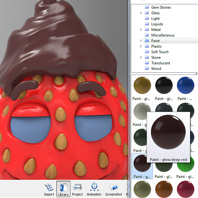 chocolate_dipped_strawberry_keyshot_rendering_step_6
