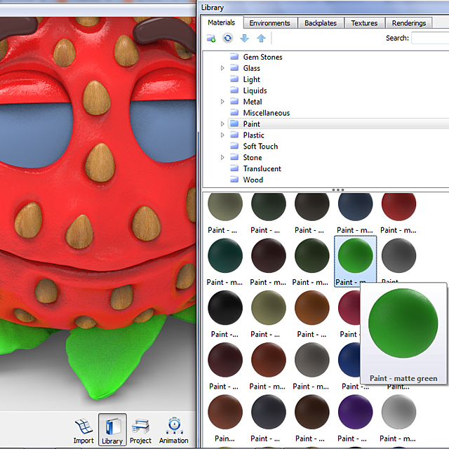 chocolate_dipped_strawberry_keyshot_rendering_step_7