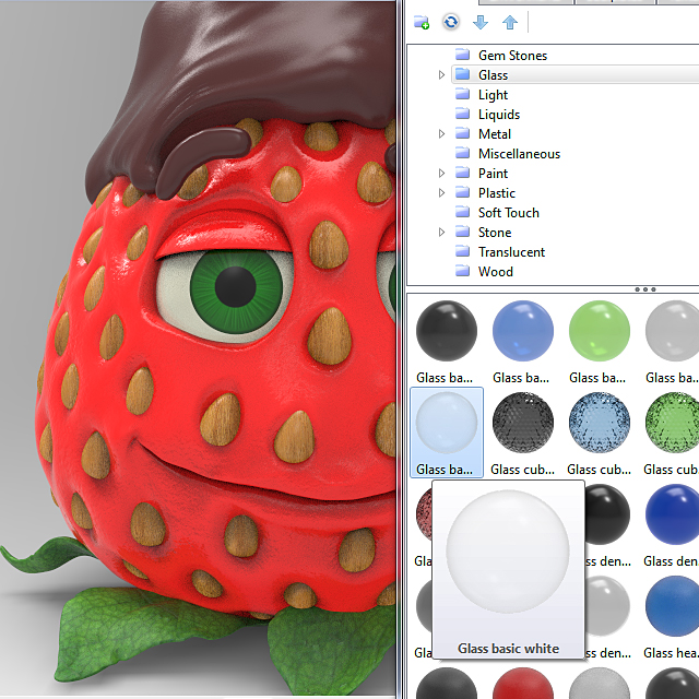 chocolate_dipped_strawberry_keyshot_rendering_step_9b