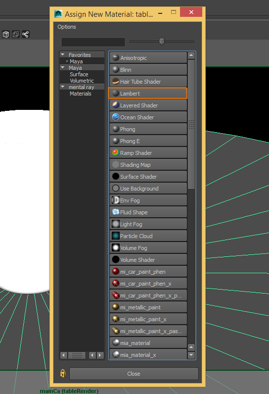 Create Realistic Glass and Caustics in Maya: Part 2