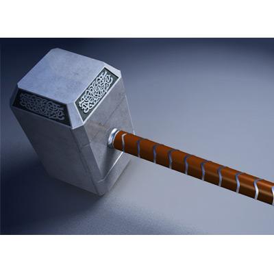 Maya thor hammer v2 retina