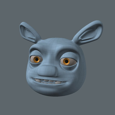 Preview for Using Morph Maps to Drive Character Facial Expressions in Modo 701